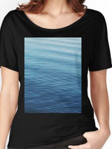 Water Ripples Women's Relaxed Fit T-Shirt