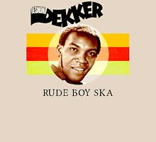 Desmond Is A Rude Boy Ska Unisex T-Shirt