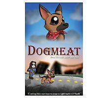 Move over Lassie...It's Dogmeat! Photographic Print