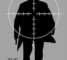Bourne crosshairs by SasquatchBear