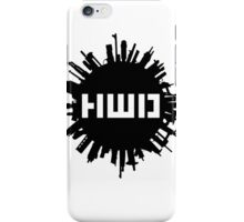 HWD Logo iPhone Case/Skin