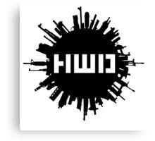 HWD Logo Canvas Print