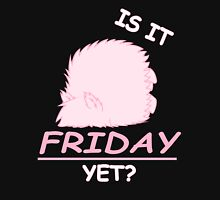 Fluffle Puff - Is It Friday Yet? Unisex T-Shirt