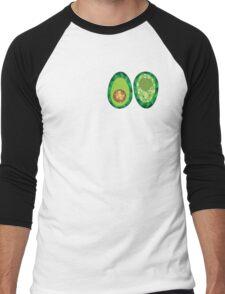 Avocado Men's Baseball ¾ T-Shirt