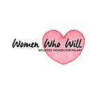 Women Who Will Heart by galenstone