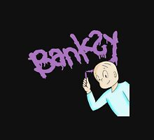 Harold and the purple banksy Unisex T-Shirt