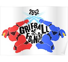 Grifball Tournament - World cup Poster
