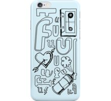 Color-FU-l iPhone Case/Skin
