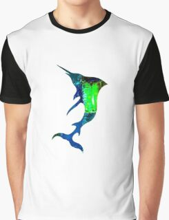 Electric Marlin 30 Graphic T-Shirt