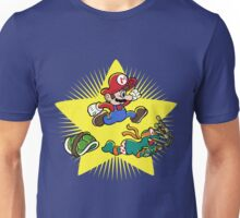 Mario vs Mike Unisex T-Shirt