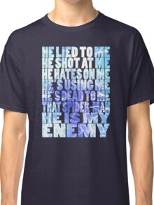 Electro - My Enemy - The Amazing Spider-Man 2 Classic T-Shirt