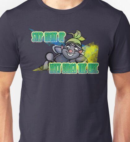 Wise Honey Badger Unisex T-Shirt