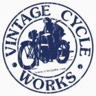 Vintage Cycle Works by retrojohn