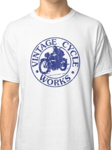 Vintage Cycle Works Classic T-Shirt