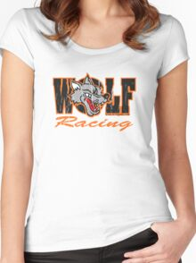 Wolf Racing Motorcycles Women's Fitted Scoop T-Shirt
