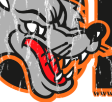 Wolf Racing Motorcycles Sticker