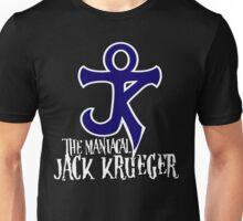 The Maniacal Jack Krueger Logo Unisex T-Shirt