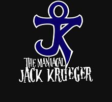 The Maniacal Jack Krueger Logo Unisex T-Shirt