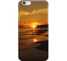 Sunset Over Destin Beach iPhone Case/Skin