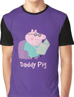 Daddy Joy Graphic T-Shirt