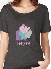 Daddy Joy Women's Relaxed Fit T-Shirt