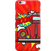 Boom Beetle Cartoon iPhone Case/Skin