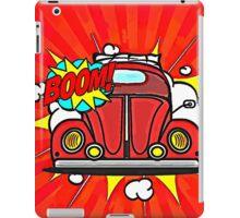 Boom Beetle Cartoon iPad Case/Skin