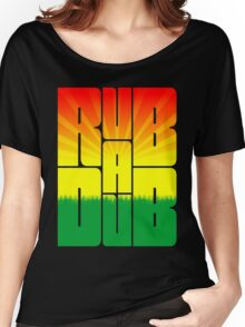 Rub A Dub Women's Relaxed Fit T-Shirt