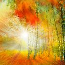 Autumn Colors 2 Pillow by Igor Zenin