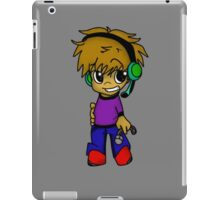Gamer Geek iPad Case/Skin