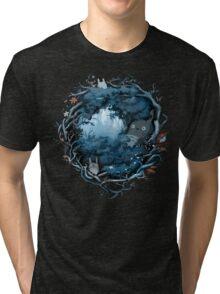 Forest Spirits Tri-blend T-Shirt