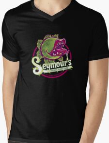 Seymour's Organic Plant Food Mens V-Neck T-Shirt