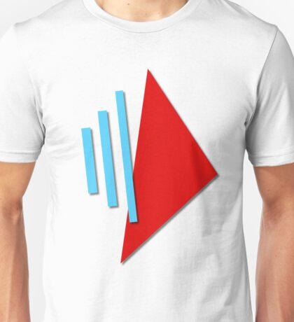 3D BLAST LOGO Unisex T-Shirt