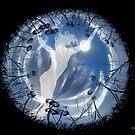 Nature Spirit Pillow by Igor Zenin