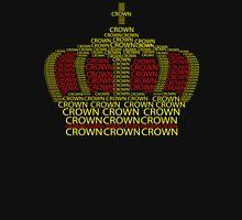 Crown Typography Unisex T-Shirt