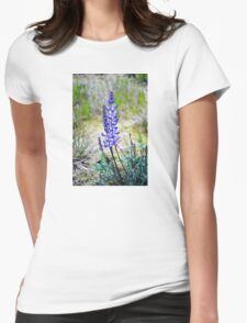 Lupine Womens Fitted T-Shirt