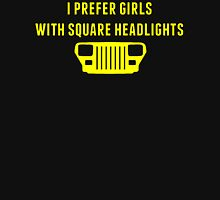 Square Headlights T-Shirt