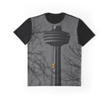The Skylon Tower | Niagara Falls, New York Graphic T-Shirt