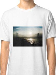 Bridge in Silhouette Classic T-Shirt