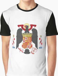 Coat of Arms of Spain (1945-1978) Graphic T-Shirt