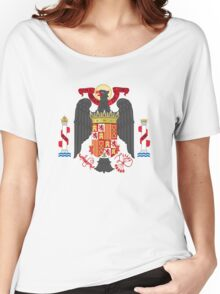 Coat of Arms of Spain (1945-1978) Women's Relaxed Fit T-Shirt