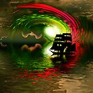 Drift Pillow by Igor Zenin