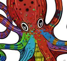 Rainbow Kraken ! Sticker