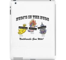 Nudi's In The Nude iPad Case/Skin