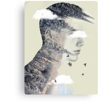 Nature Spike Canvas Print