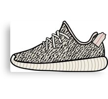 Yeezy Boost 350 Turtle Dove Canvas Print