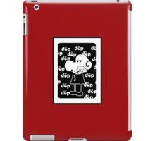 Funny Guy döp döp döp iPad Case/Skin