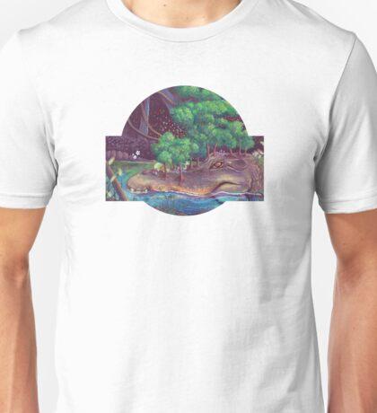 Alligator Island Unisex T-Shirt