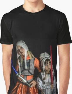 Move Over Rey Graphic T-Shirt