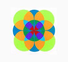 Circle Overlap Unisex T-Shirt